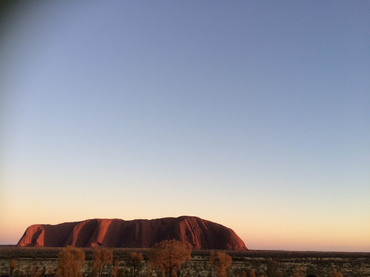 Ten Historical Facts - Australia's Ayers Rock Heritage Site
