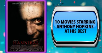10 Movies Starring Anthony Hopkins at His Best