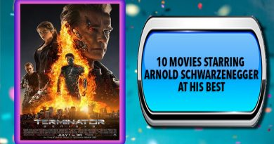 10 Movies Starring Arnold Schwarzenegger at His Best