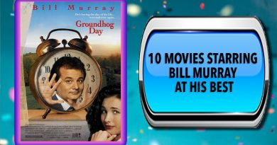 10 Movies Starring Bill Murray at His Best