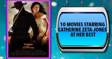 10 Movies Starring Catherine Zeta-Jones at Her Best