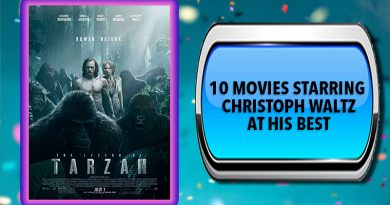 10 Movies Starring Christoph Waltz at His Best