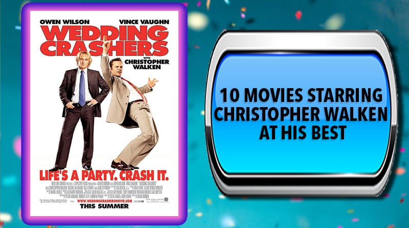 10 Movies Starring Christopher Walken at His Best