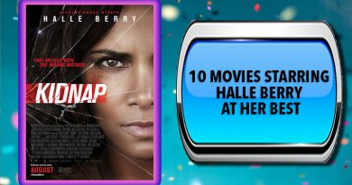 10 Movies Starring Halle Berry at Her Best