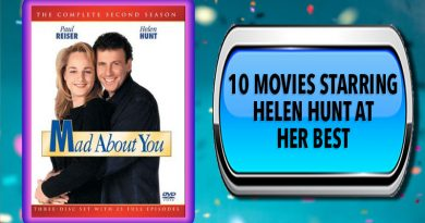 10 Movies Starring Helen Hunt at Her Best