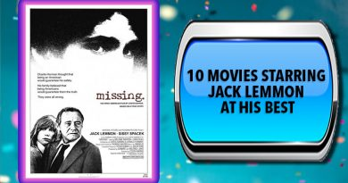 10 Movies Starring Jack Lemmon at His Best