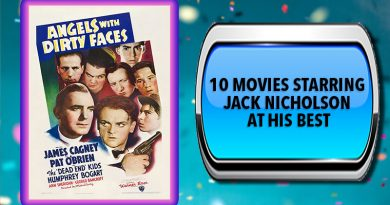 10 Movies Starring James Cagney at His Best