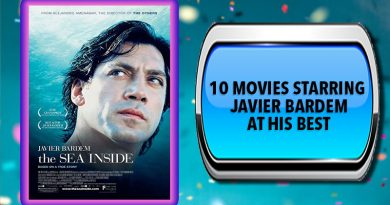 10 Movies Starring Javier Bardem at His Best
