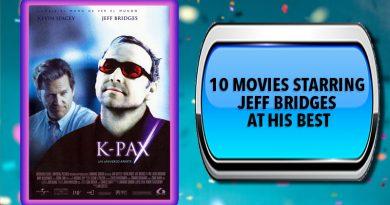 10 Movies Starring Jeff Bridges at His Best