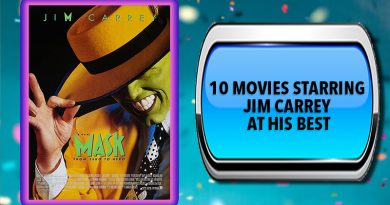 10 Movies Starring Jim Carrey at His Best