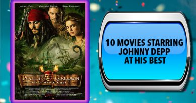 10 Movies Starring Johnny Depp at His Best