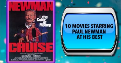 10 Movies Starring Paul Newman at His Best