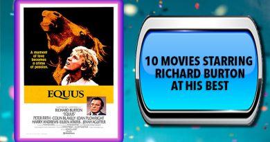 10 Movies Starring Richard Burton at His Best