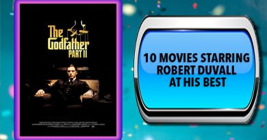 10 Movies Starring Robert Duvall at His Best