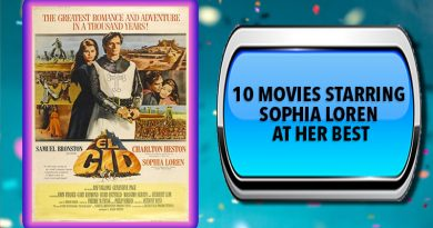10 Movies Starring Sophia Loren at Her Best