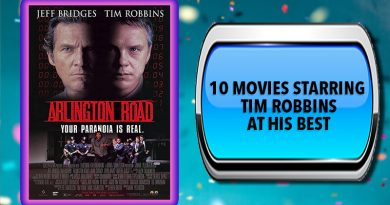 10 Movies Starring Tim Robbins at His Best