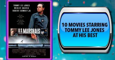 10 Movies Starring Tommy Lee Jones at His Best