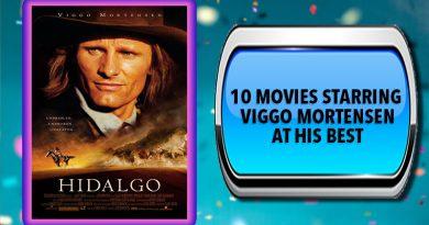10 Movies Starring Viggo Mortensen at His Best