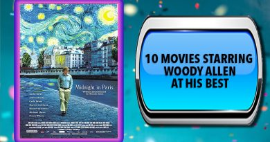 10 Movies Starring Woody Allen at His Best