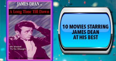 10 Movies Starring James Dean at His Best