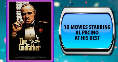 10 Movies Starring Al Pacino at His Best