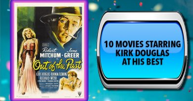 10 Movies Starring Kirk Douglas at His Best
