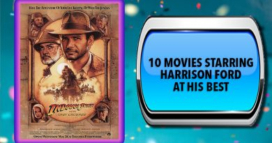 10 Movies Starring Harrison Ford at His Best