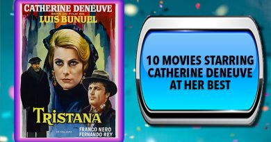 10 Movies Starring Catherine Deneuve at Her Best