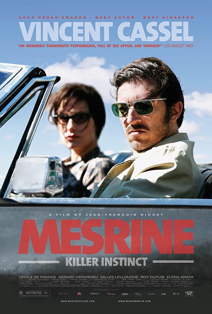 Mesrine Part 1: Killer Instinct (2008)