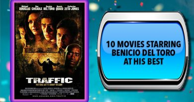 10 Movies Starring Benicio Del Toro at His Best