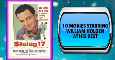 10 Movies Starring William Holden at His Best