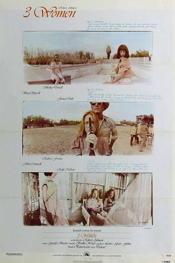 3 Women (1977)