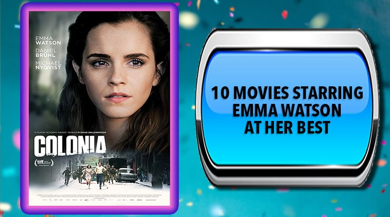 10 Movies Starring Emma Watson at Her Best