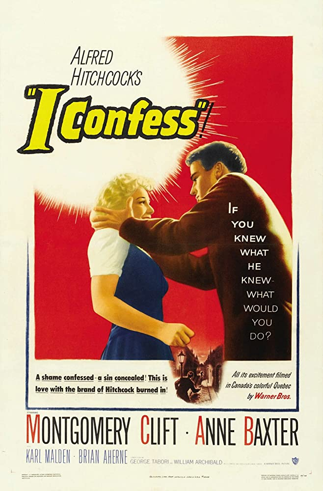 I Confess (1953)