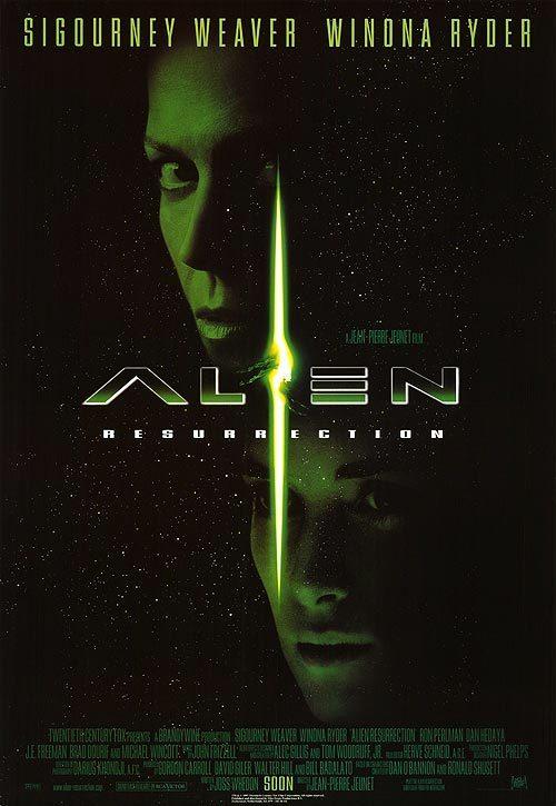Alien: Resurrection (1997)