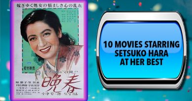 10 Movies Starring Setsuko Hara at Her Best