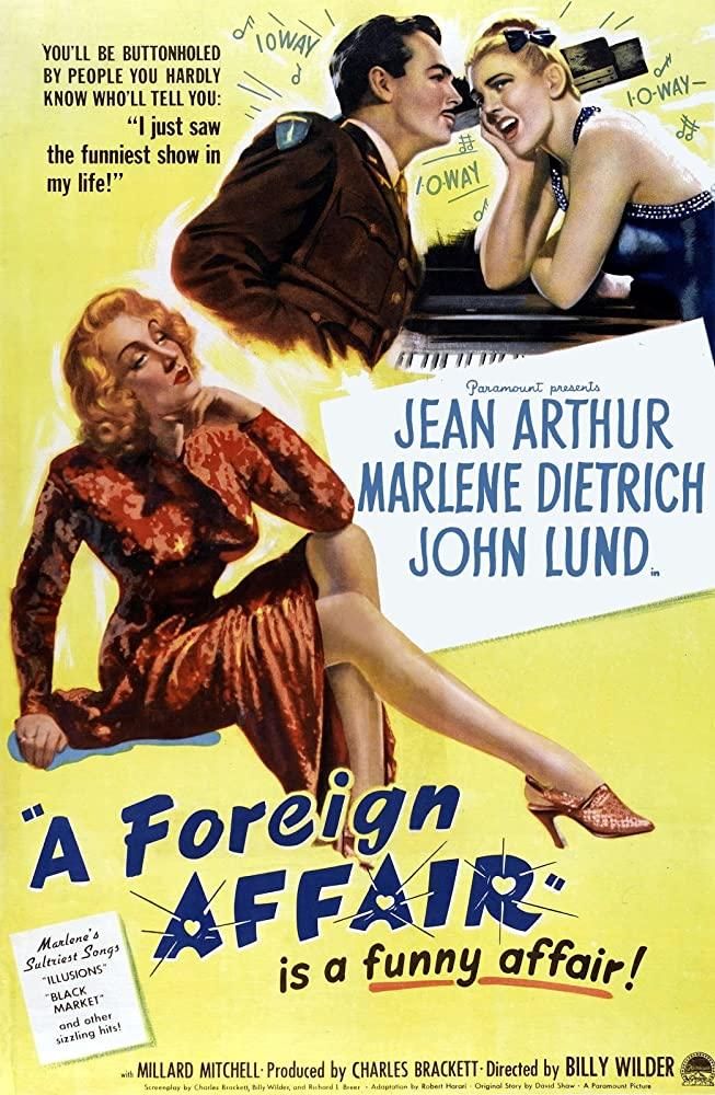A Foreign Affair (1948)