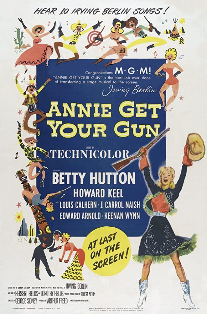 Annie Get Your Gun (1950)