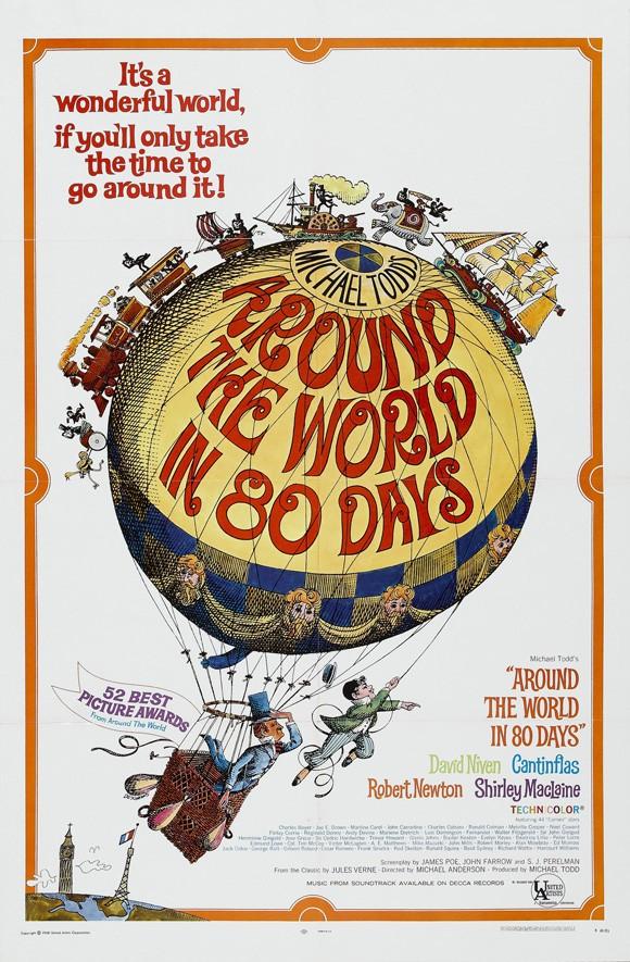 Around the World in 80 Days (1956)