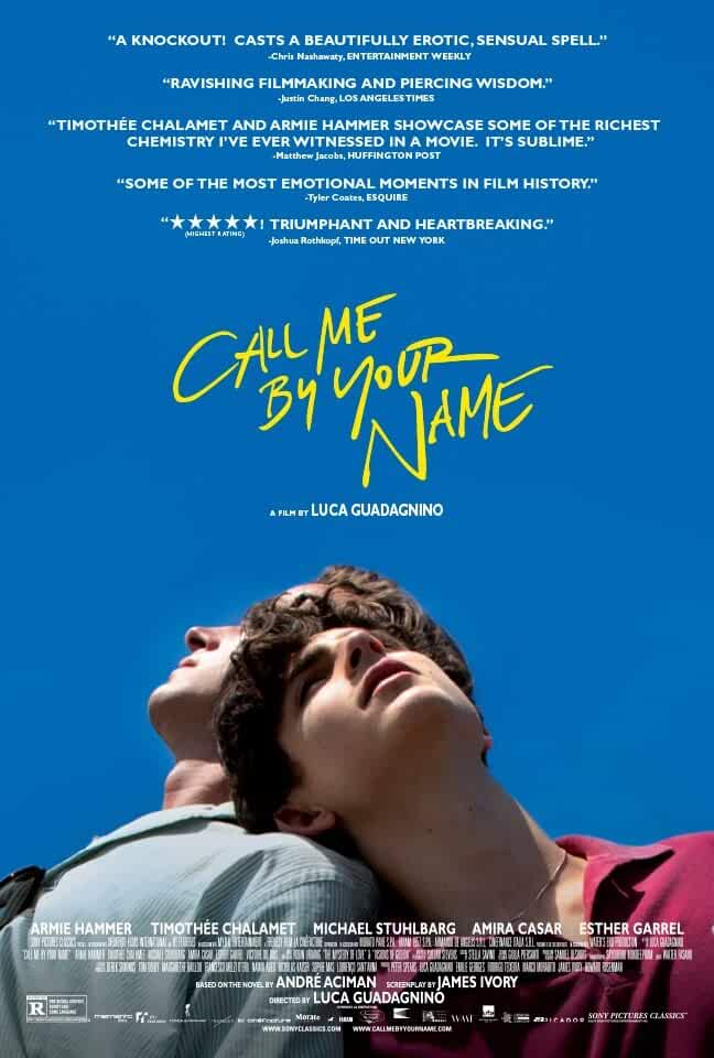 Call Me by Your Name (2017)