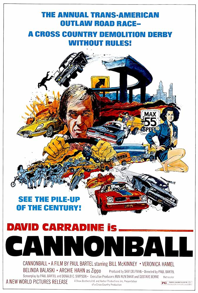 Cannonball! (1976)