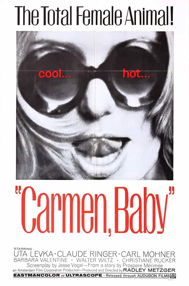 Carmen, Baby (1967)