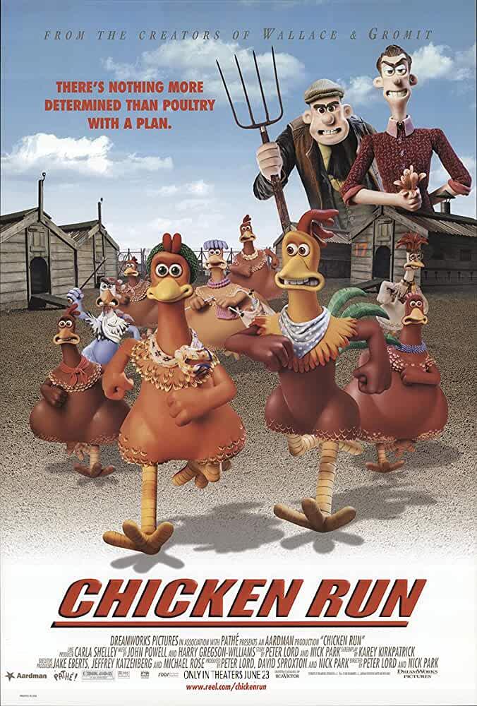 Chicken Run (2000)