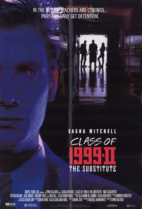 Class of 1999 II: The Substitute (1994)