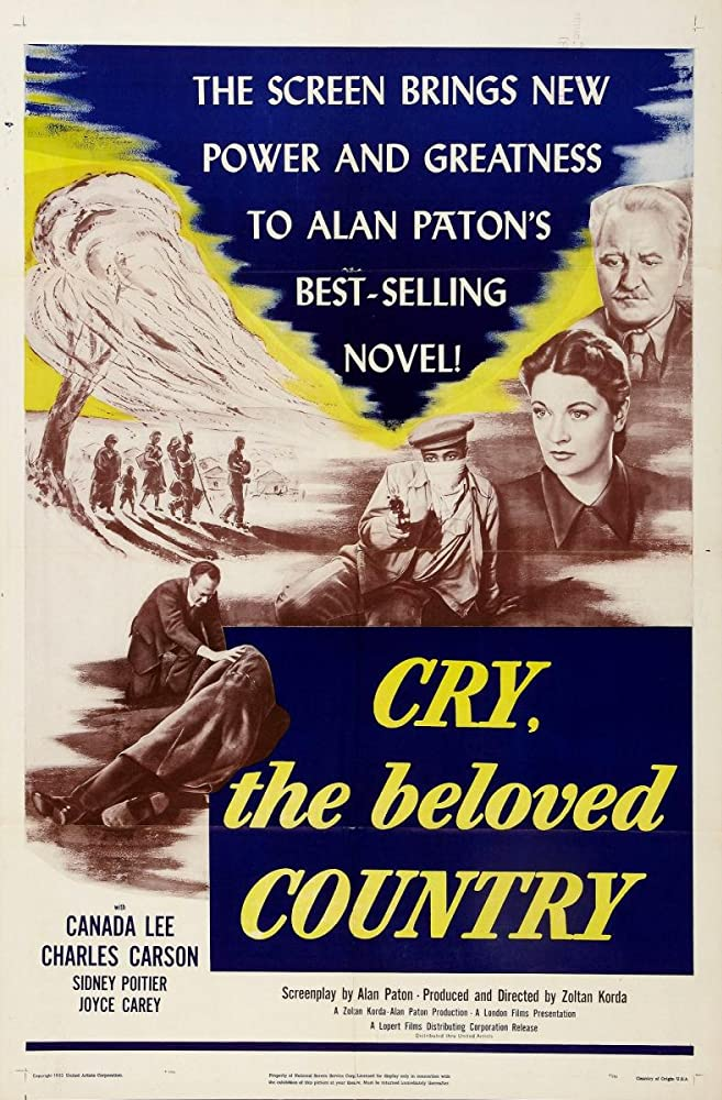 Cry, the Beloved Country (1951)