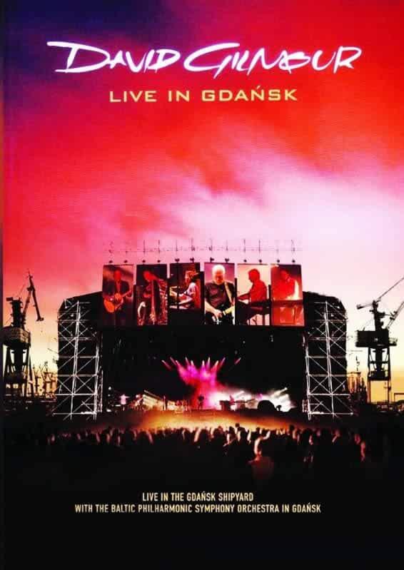 David Gilmour: Live in Gdansk (2008)