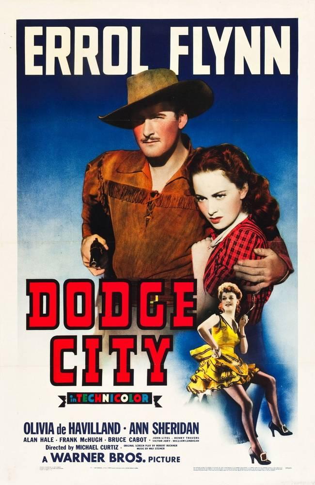 Dodge City (1939)