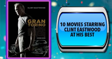 10 Movies Starring Clint Eastwood at His Best