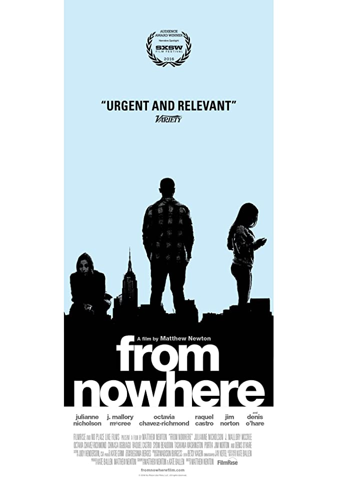 From Nowhere (2016)