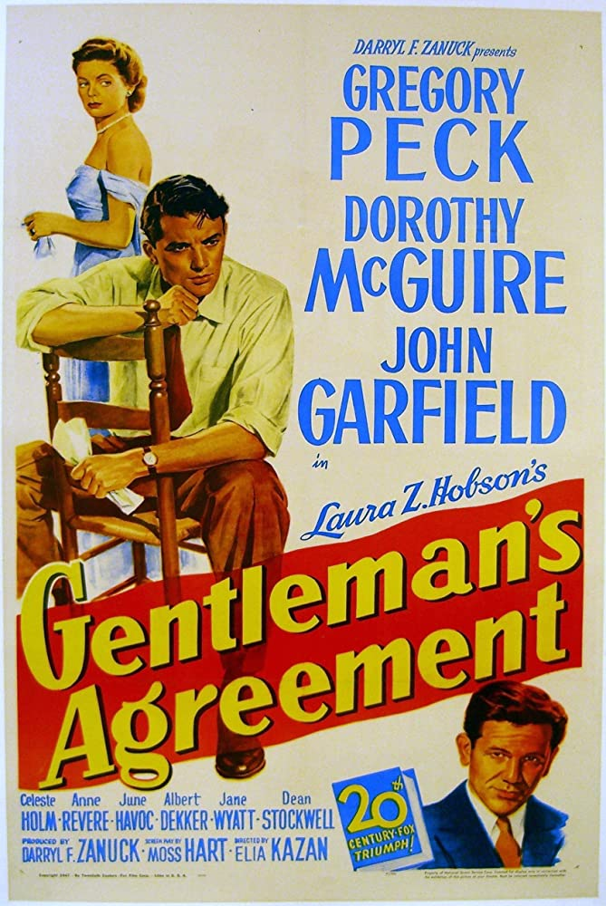Gentleman's Agreement (1947)